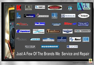 Brands we repair 20kb