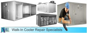 walk in cooler refrigeration repair service
